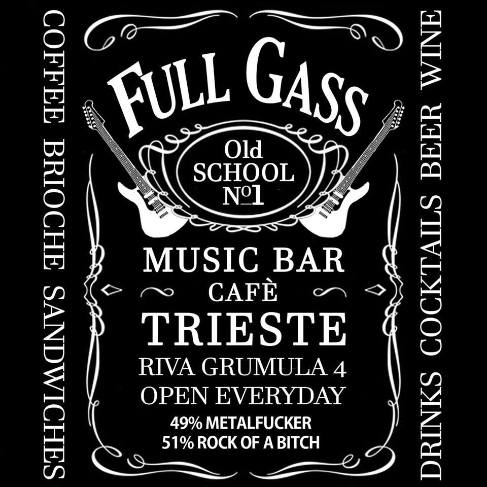 Full Gass – Trieste