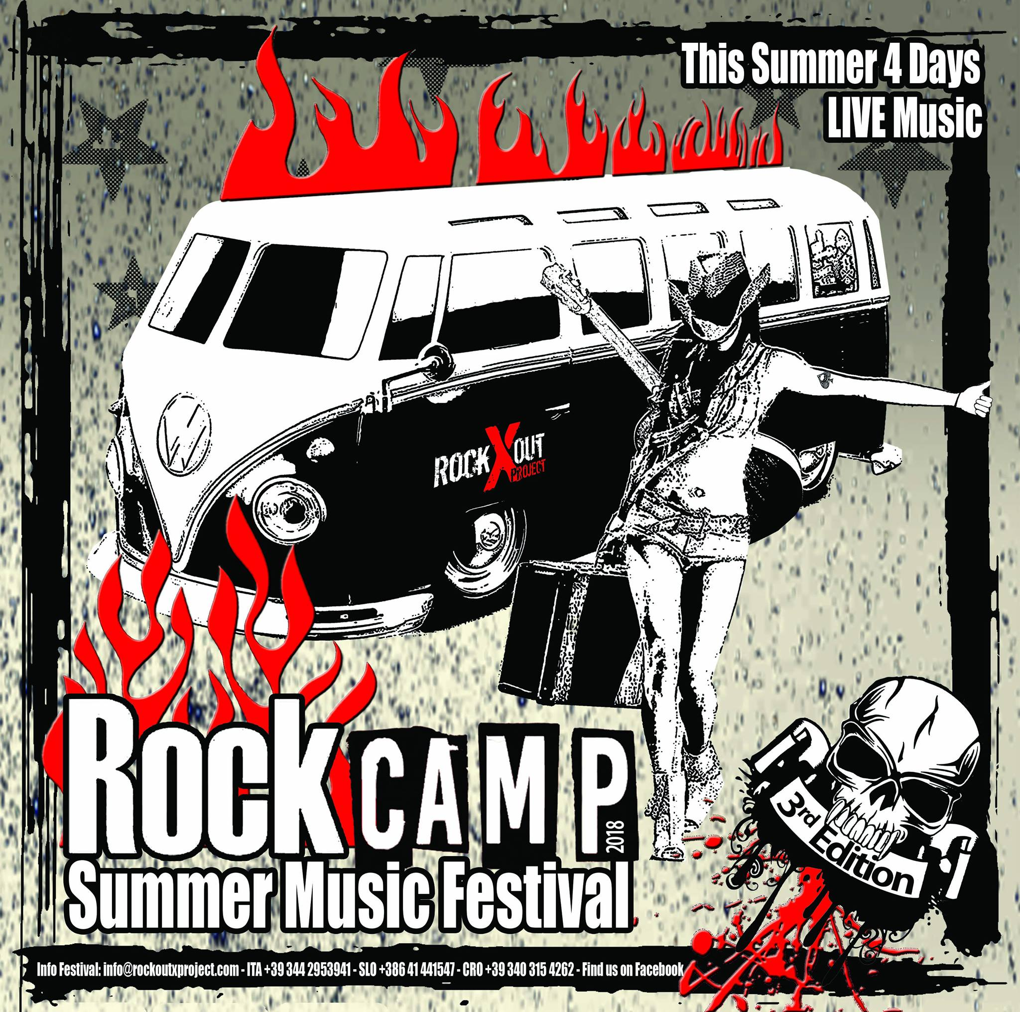 ROCK CAMP 2018 – Trieste