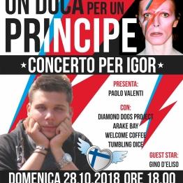 CONCERTO PER IGOR 2018 – Trieste